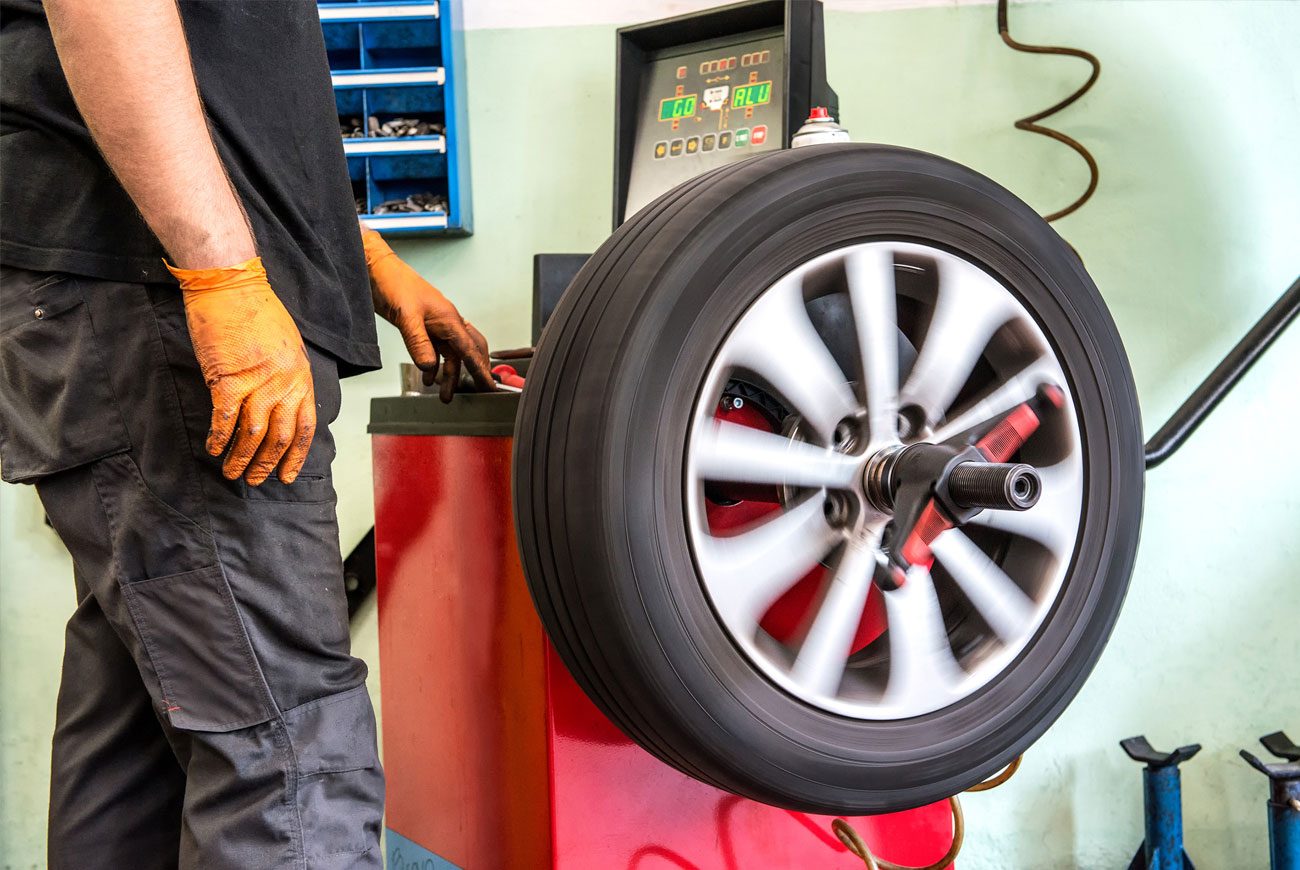 wheel balance and alignment
