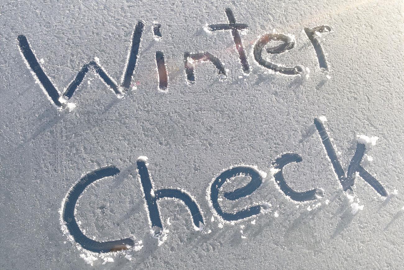 winter checks
